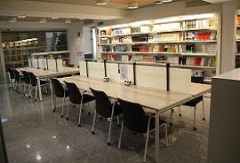 Sala de lectura 1