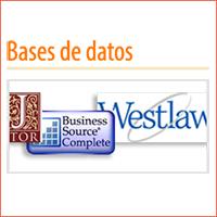 Bases de datos CUNEF Universidad
